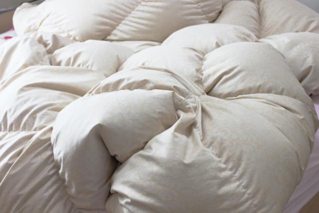 羽毛布団は宅配クリーニングに出すのが1番な5つの理由!